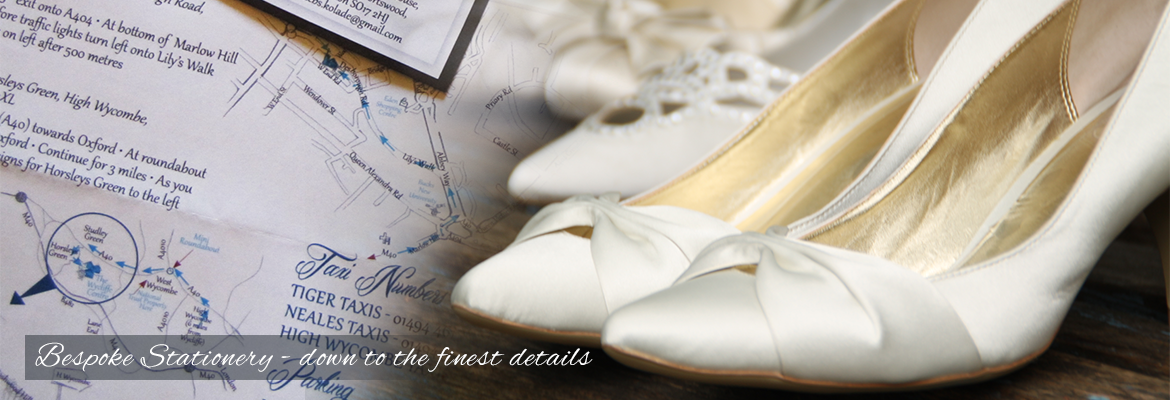 From directions to acessories, we take care with the finest of details